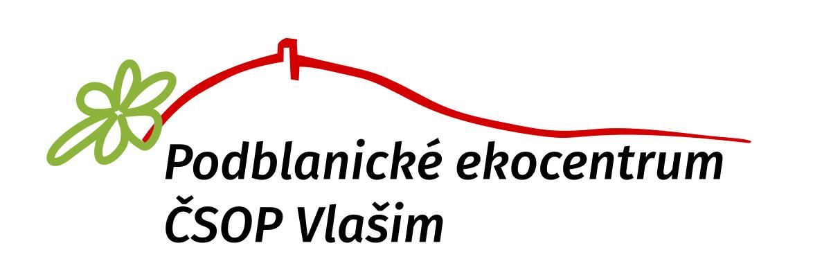 Podblanické ekocentrum Logo